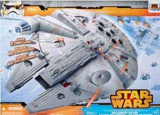 Star Wars Millennium Falcon Hero Series Toy