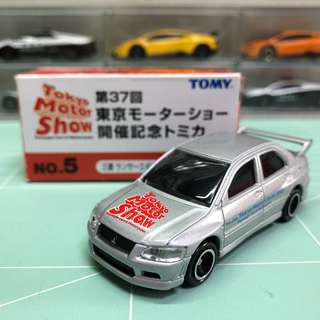 Tomica 2003 Tokyo Motor Show Evo VII GT-A