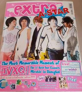 TVXQ shanghai concert book