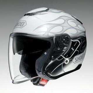 Shoei J Cruise Reborn White/Grey