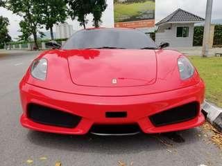 Ferrari F430 2009/2011 facelift model