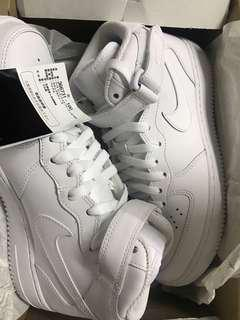 全新Air Force1 高筒(8.5)40
