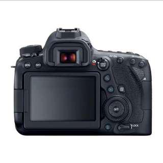 Canon 6D Mark 2 Complete Set