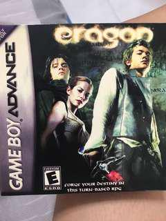 Eragon Gameboy Advance