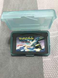 Pokémon Dark Cry Gameboy Advance