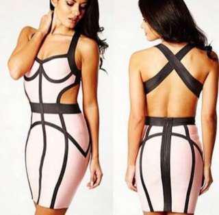 Mya Bandage Dress