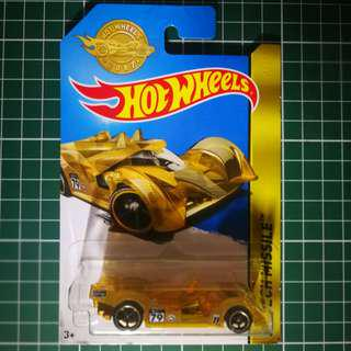 Hot Wheels 2017 Special Edition Hi-Tech Missiles