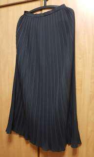 Long Skirt by Poplook
