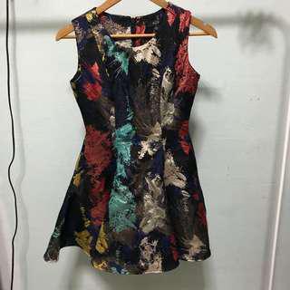 Art Splashes Dress