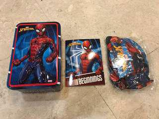 Spiderman gift set