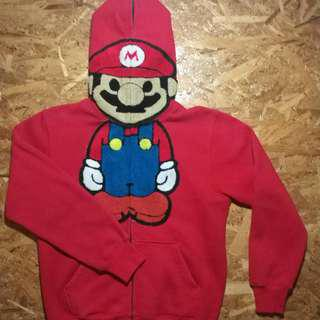 Baby Milo X Super Mario Full Zip
