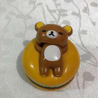 熊弛熊 輕鬆熊 rilakkuma 開心樂園餐 玩具