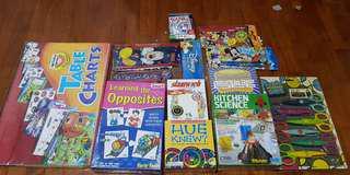 Children's learning stuff
