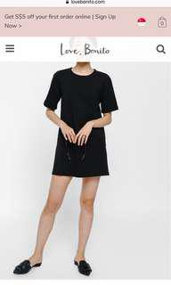Love bonito Moa Short Sleeve T-shirt Dress