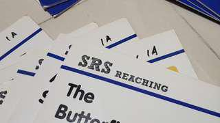 🚚 (#CHEAP SALE#) K1 Reading books (SRS -Reaching)