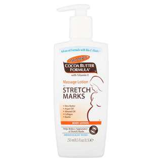 Cocoa Butter Stretch Mark Lotion