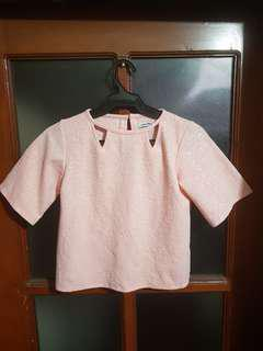 Black Sheep Pink Top