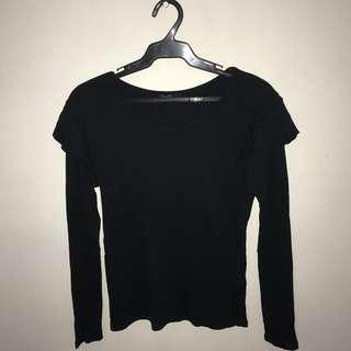 Calliope Long Sleeves Black