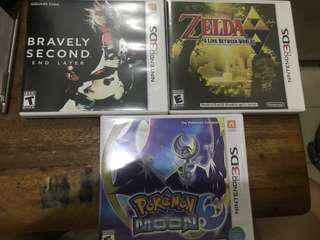New Nintendo 3DS games