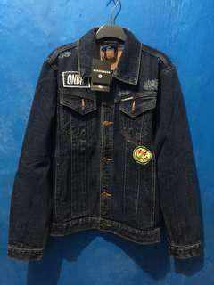 FOR SALE , DENIM JACKET @queenbeerjeans ( ORIGINAL )
