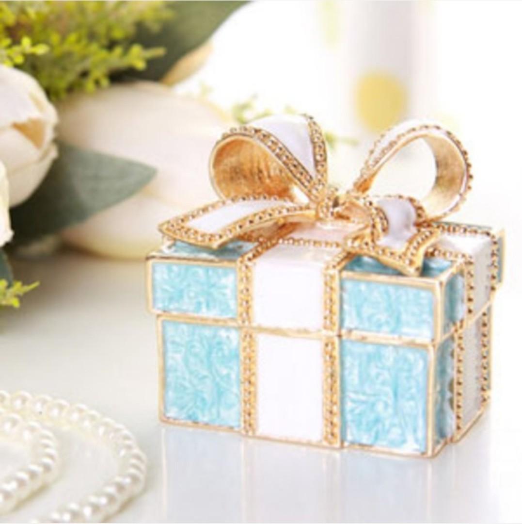 日本原裝正版禮物首飾盒