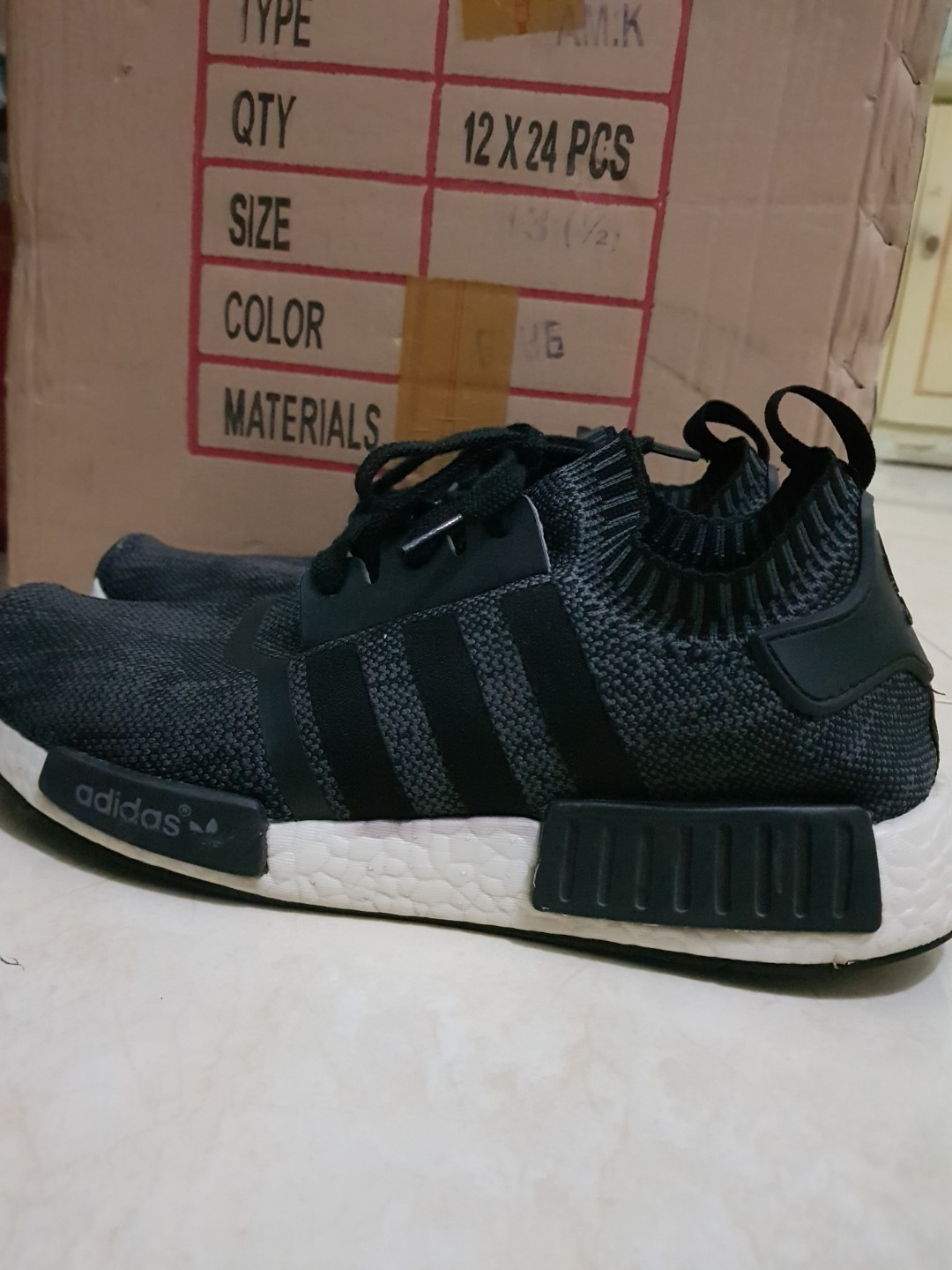 d2be8f718 Adidas NMD R1 1 1