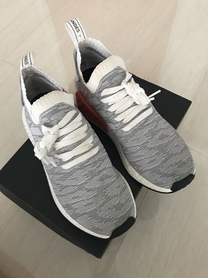 brand new 90760 dfd5d Adidas NMD R2 Prime Knit Men's (US 8)