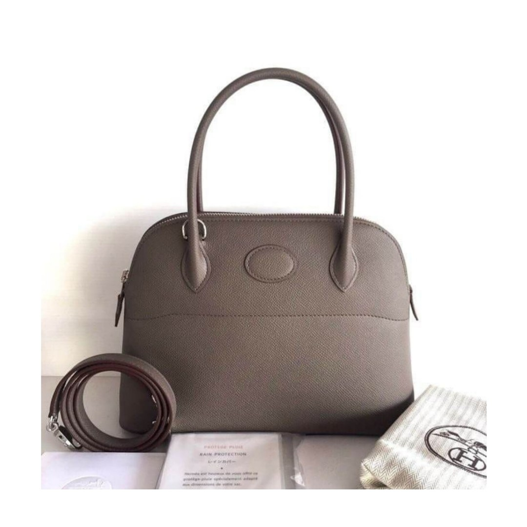 9afaf46a91a0 Authentic Hermes Bolide 27 Bag