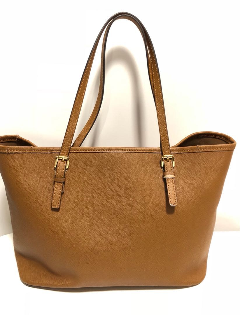 230416c6891b Authentic small Michael Kors brown bag