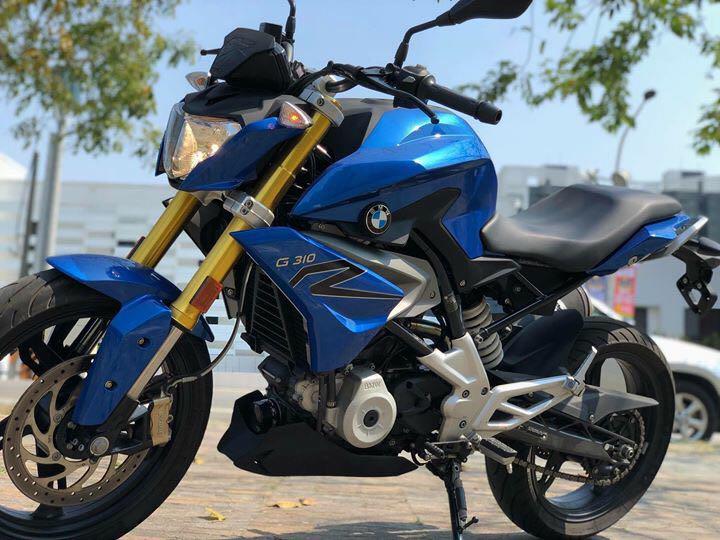 【BMW Motorrad〗G310R/G310GS 2018 ♡黃牌重機  充滿尖端科技、騎乘樂趣的摩托車