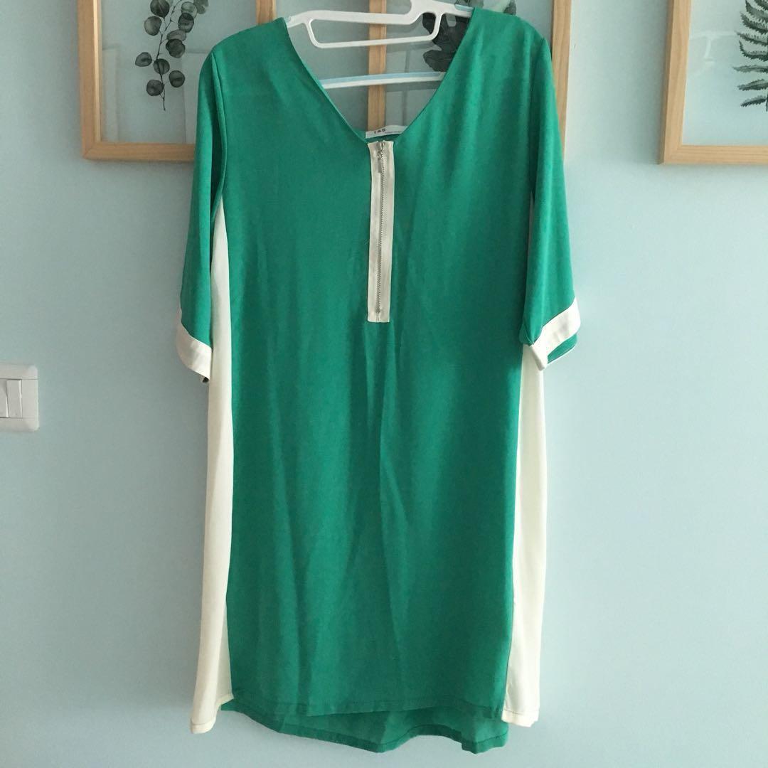 e5af6becf739e BNWOT Stylish Chiffon Dress, Women's Fashion, Clothes, Dresses ...