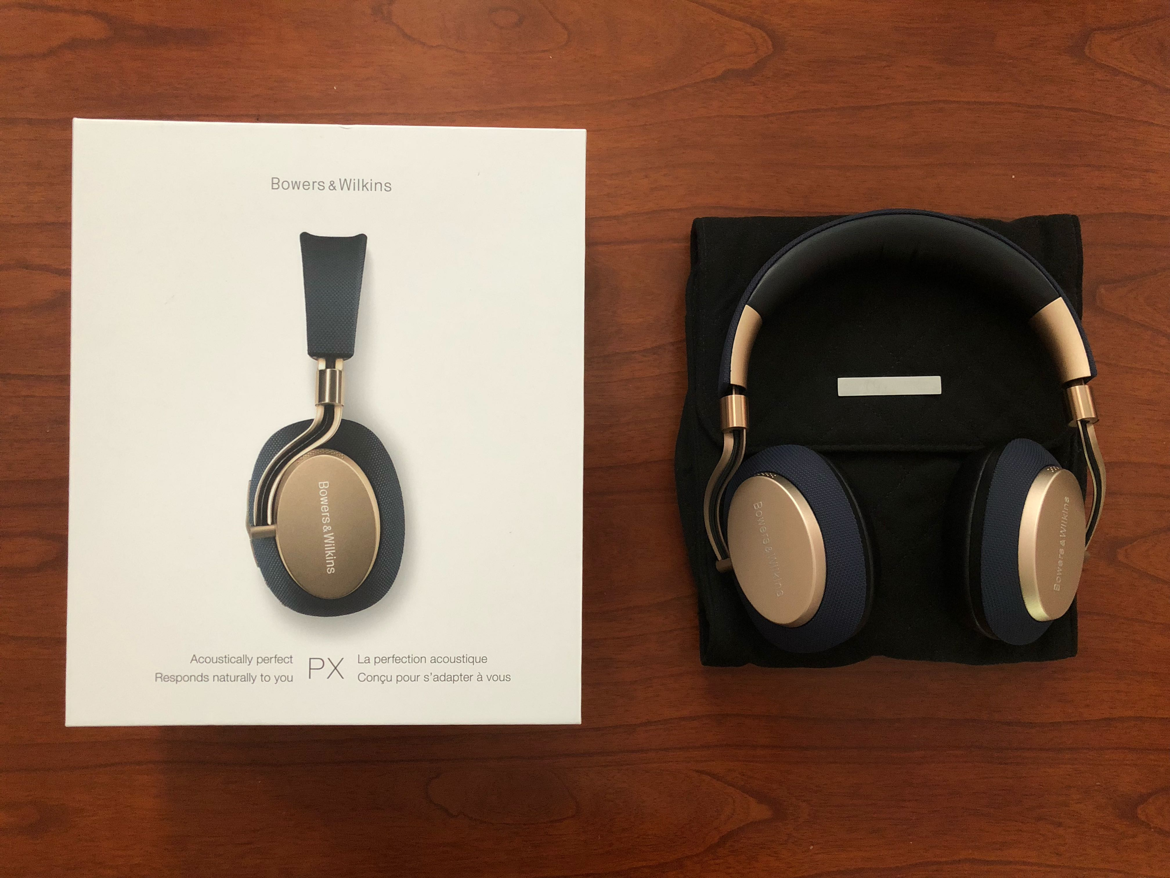 Bowers Wilkins Px Headphones Electronics Audio On Carousell Active Noise Cancelling Wireless