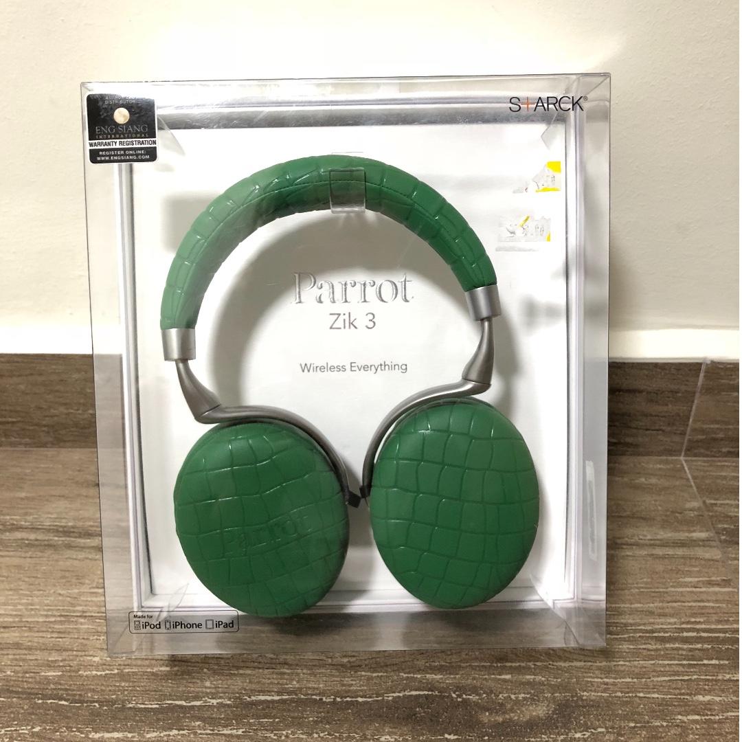 (Brand New) Parrot Zik 3 headphone