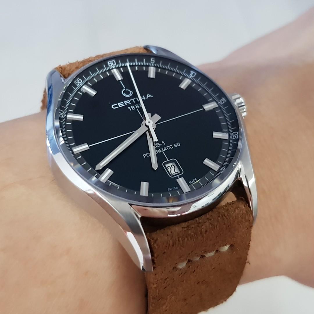 c36b04239 Automatic watch Certina DS-1 Powermatic 80, Men's Fashion, Watches ...
