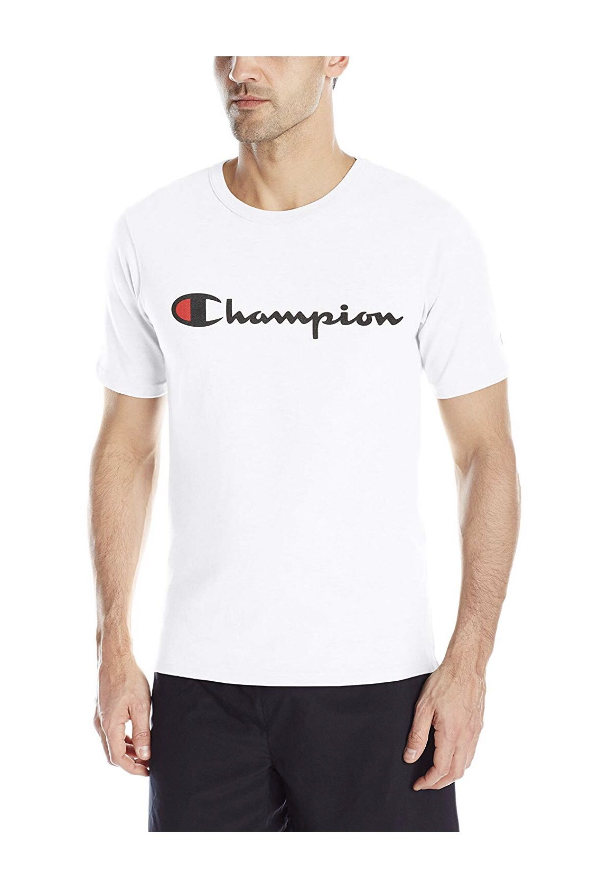 66289ea20 Champion LIFE Men's Heritage Tee, Men's Fashion, Clothes, Tops on ...