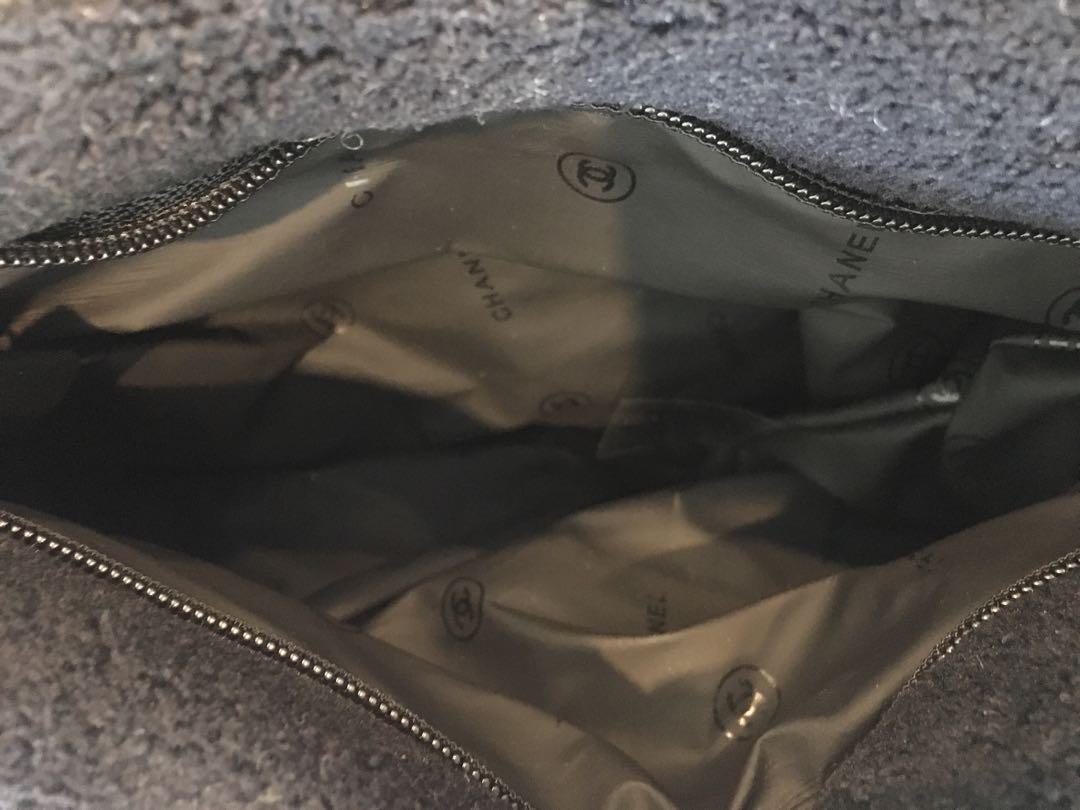 Chanel parfume shoulder bag