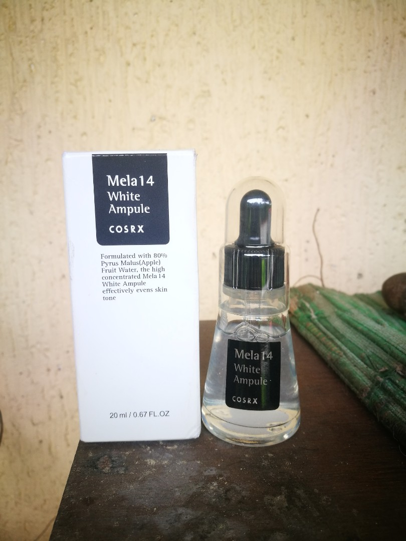 COSRX Mela 14 White Ampule 20ml, Health & Beauty, Skin, Bath, & Body on Carousell