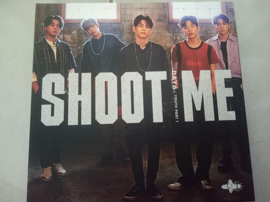 Day6 album Shoot me, album only