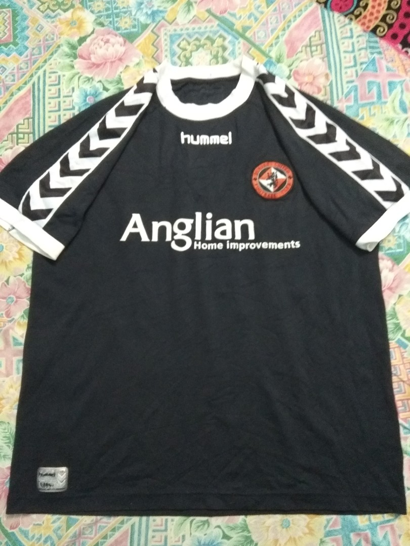 Dundee united 2006/2007 jersey