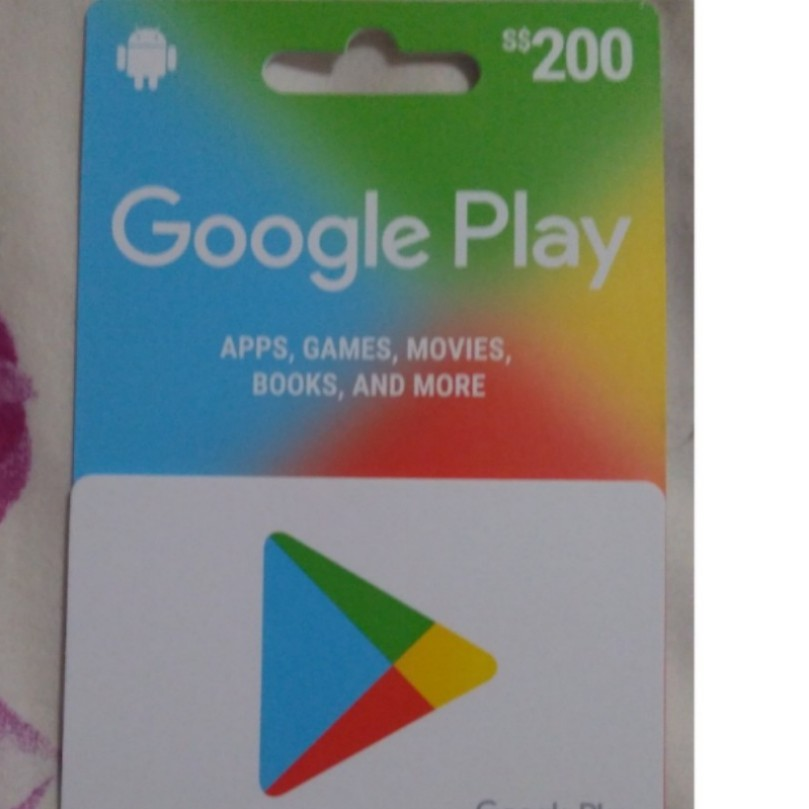 Google Play Gift Card Tickets Vouchers Vouchers On Carousell