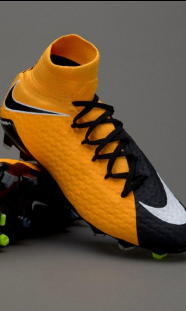 b83e3293714a Grade 2 Nike Hypervenom Phatal 3 DF FG Firm-Ground Football Boots ...