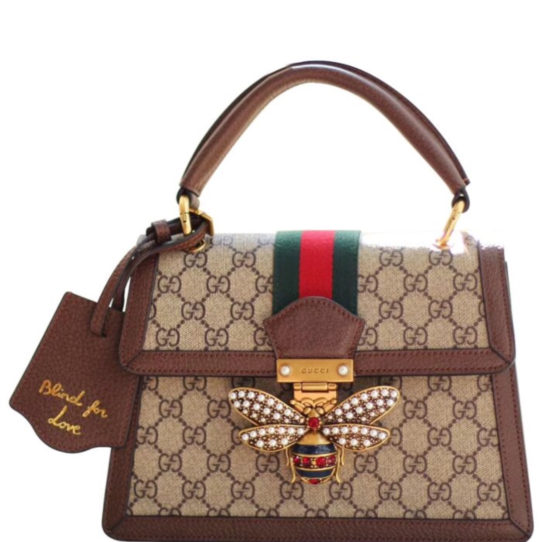 7b7b98038077 Gucci Queen Margaret GG Handbag, Luxury, Bags & Wallets, Handbags on ...
