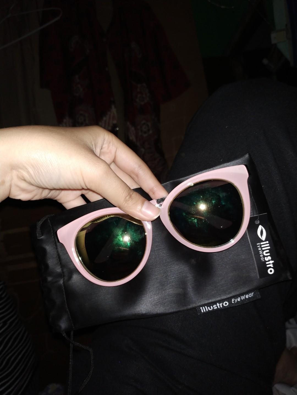 Kacamata Cantik Fesyen Wanita Aksesoris Di Carousell
