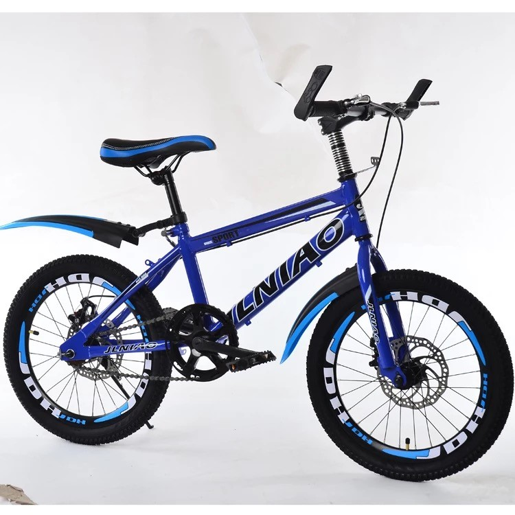 Kids Bicycle 20 Inch Blue And Red Bicycles Pmds Bicycles