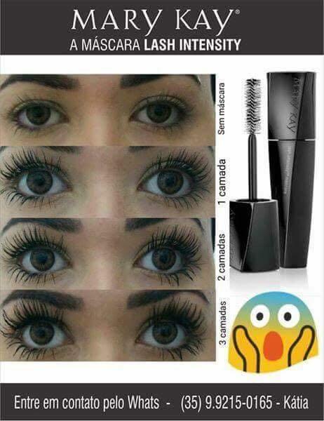33e4c4a753d Lash Intensity Mascara Mary Kay, Health & Beauty, Makeup on Carousell