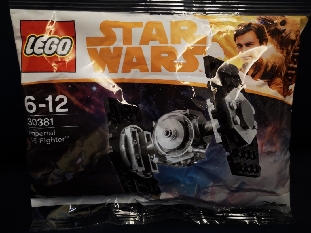 Imperial TIE Fighter LEGO STAR WARS 30381 Polybag