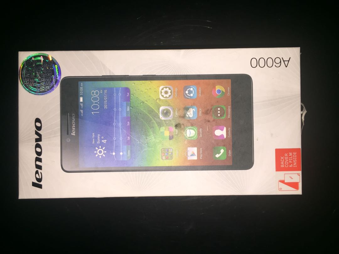 Lenovo A6000 Electronics Mobile Phones On Carousell Smartphone S90 5 Inch Display Quad Core Android Kitkat