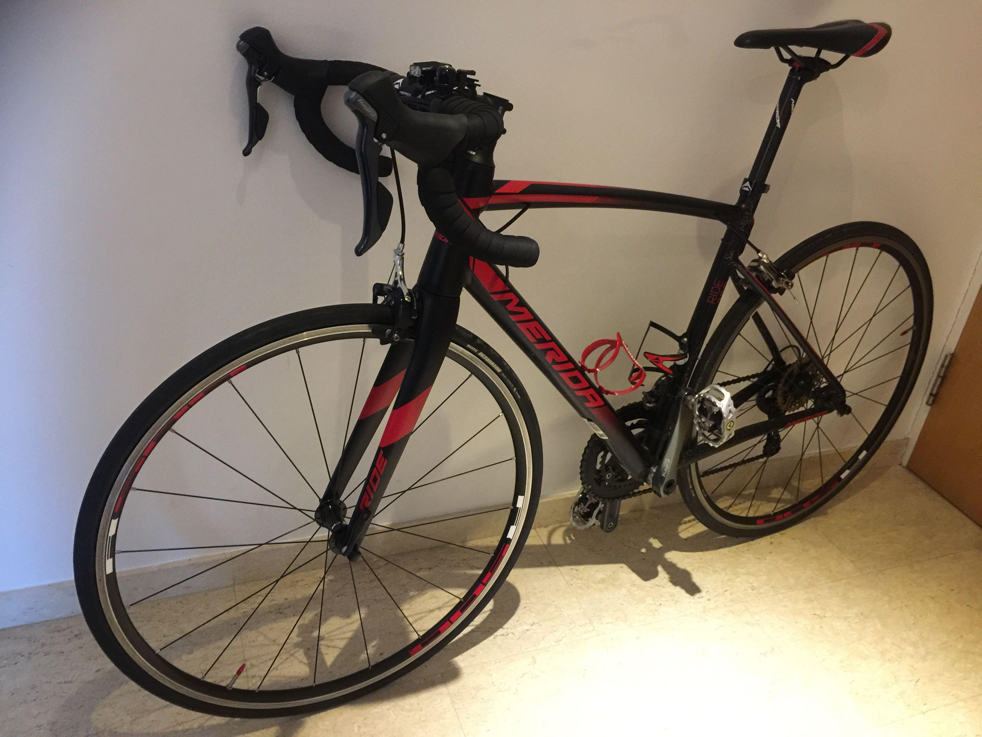 Merida Ride 300- almost new, Bicycles & PMDs, Bicycles, Road