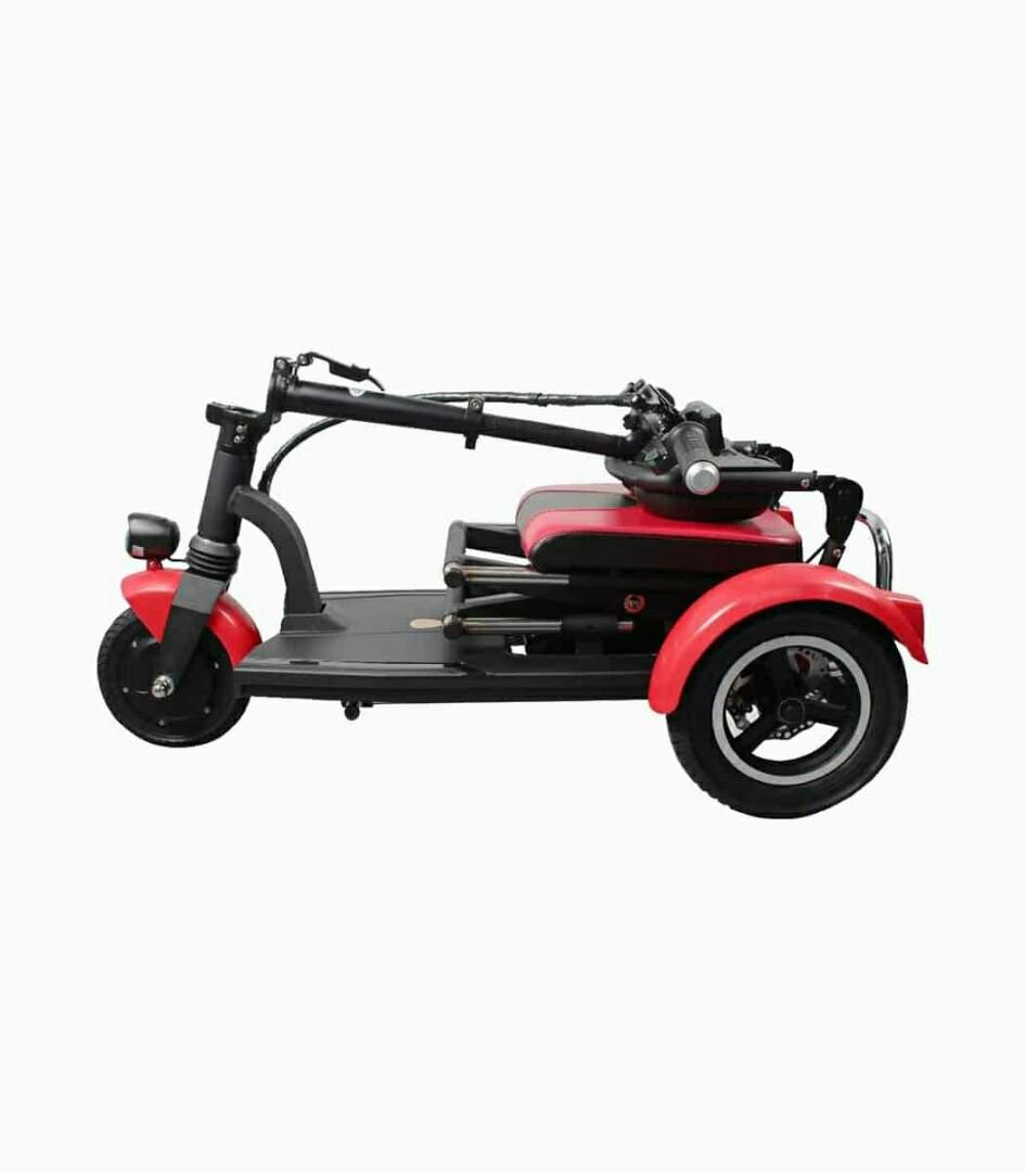 Mobot Flexi Pro 3 Wheel Mobility Scooter (2017)