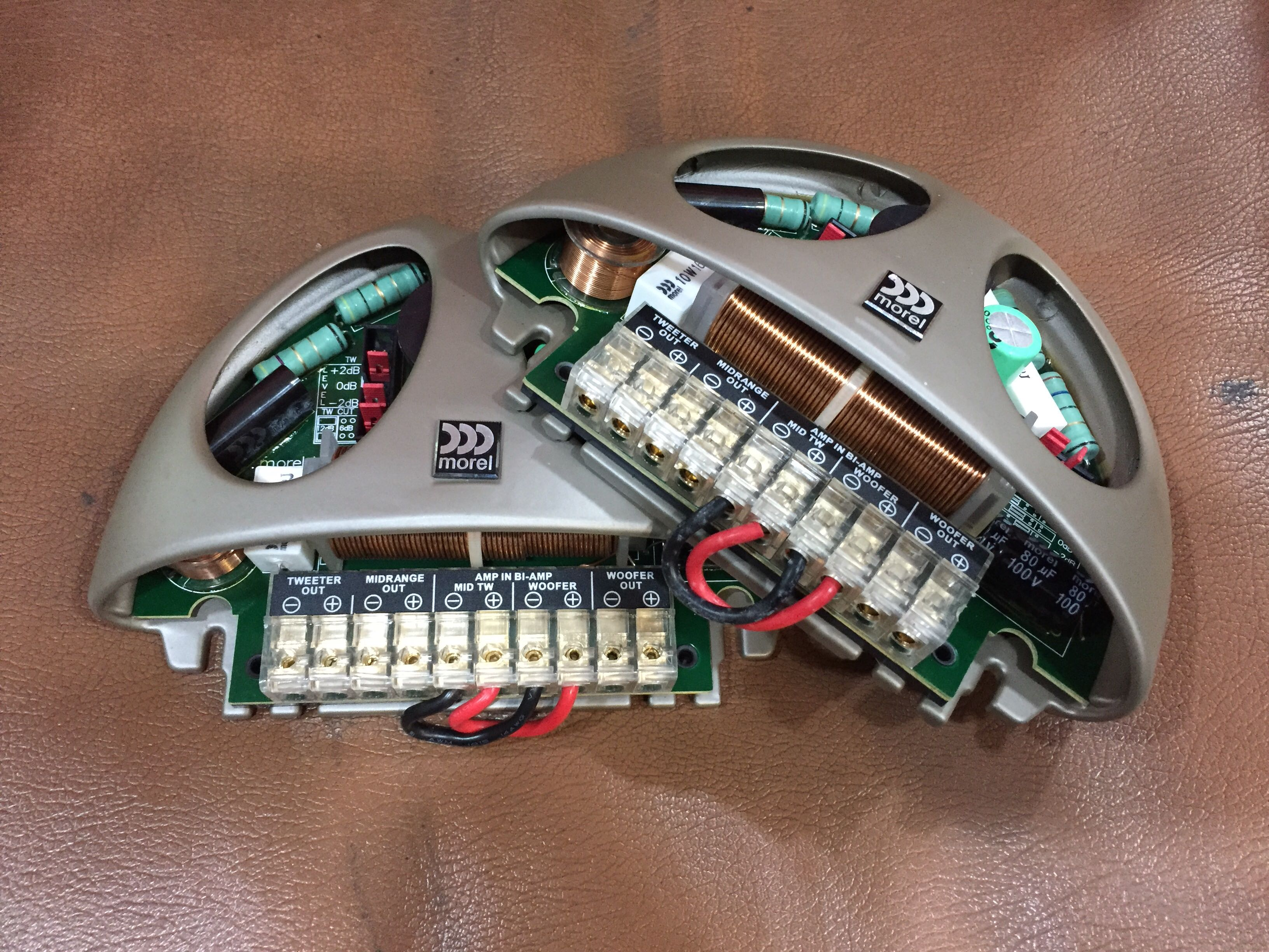 Morel 3 Way Crossover Car Accessories On Carousell 1600w 4 Channel Digital Bridgeable Amplifier Pro Kit